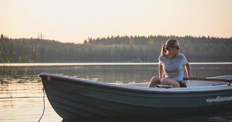 Matkamme jatkuu Suomessa vietetyn kesän jälkeen